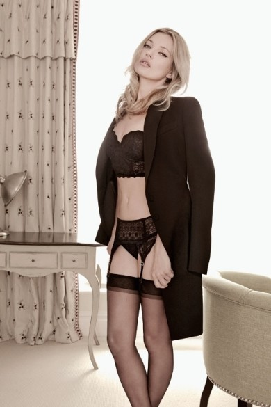 ���� ���� (Kate Moss) ��� Valisere