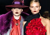 Gucci осень-зима 2011-2012: Milan Fashion Week