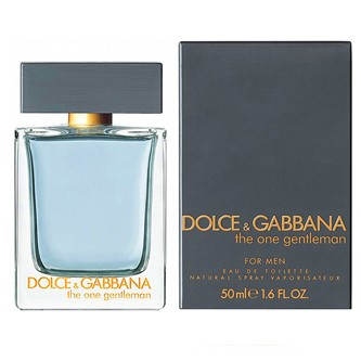 Dolce and Gabbana The One Gentleman