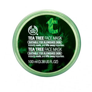 The Body Shop Tea Tree Oil Face Mask